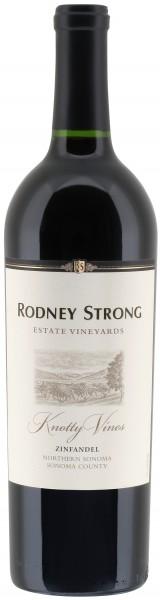 Rodney Strong Zinfandel Knotty Vines Northern Sonoma 2012