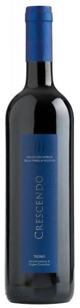 Crescendo Merlot del Ticino DOC 2015