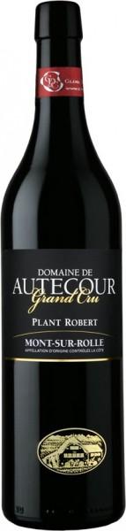 Plant Robert, Domaine de Autecour Grand Cru 2013