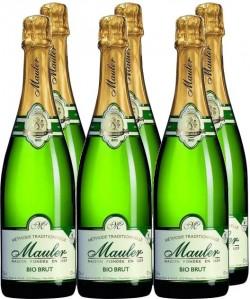 Special: Mauler Cuvée Bio Brut 6 für 5
