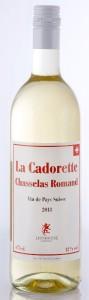 Chasselas Romand VdP La Cadorette / Gutedel