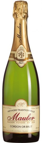 Mauler Cordon Or Brut Vin Mousseux 37,5 cl