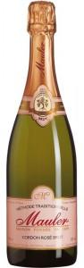 Mauler Cordon Rosé Brut Vin Mousseux - 37,5 cl