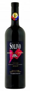 Poggio Solivo Viti Merlot del Ticino DOC 2014