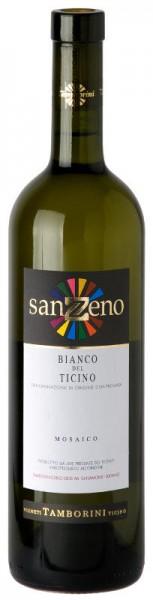 San Zeno Bianco Mosaico Bianco del Ticino DOC 2015