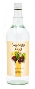 Baselbieter-Kirsch Silbermedaille DistiSuisse 2015