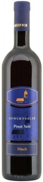 Fläsch AOC Gemswändler Pinot Noir