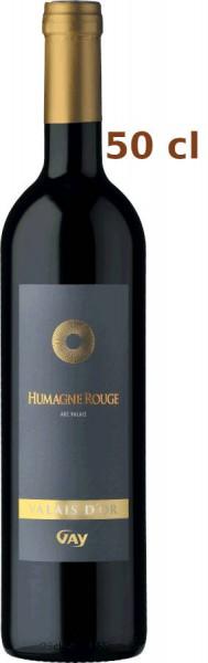 Valais d'Or Humagne Rouge du Valais AOC 2018 - 50cl