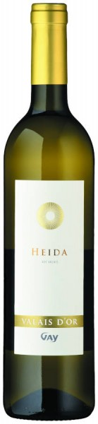 """""""Valais d'Or"""" Heida 2019"""