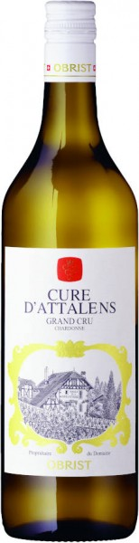 Cure d'Attalens Grand Cru 2017