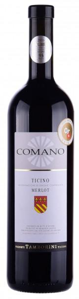 Comano Riserva Ticino DOC 2013