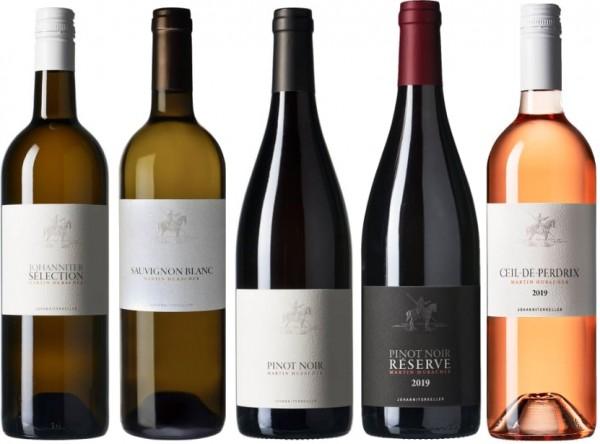 Schweizer Weingut des Jahres - Probierpaket