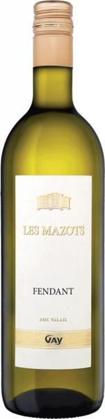 """Fendant de Sion AOC """"Les Mazots"""""""