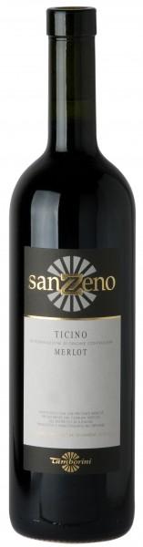 SanZeno Riserva, Merlot Ticino DOC,