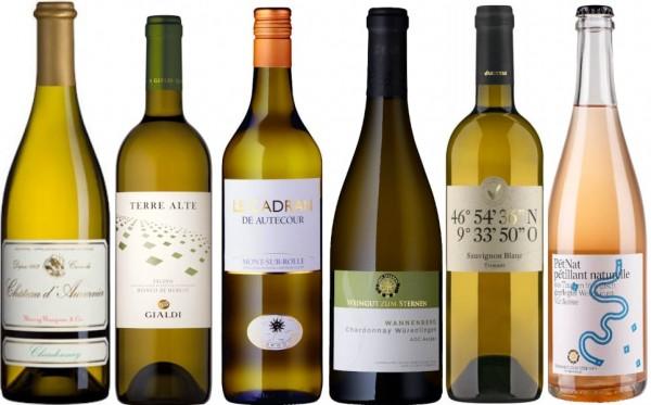 Schweizer Weine Neuheiten Paket