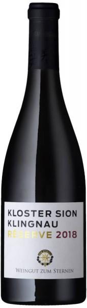 Kloster Sion Pinot Noir Réserve Klignau 2018
