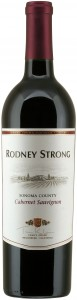 Rodney Strong Cabernet Sauvignon Sonoma County 2013