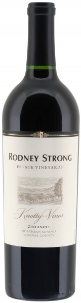 Rodney Strong Zinfandel Knotty Vines Northern Sonoma 2012