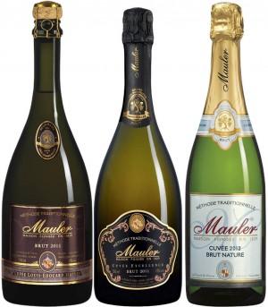 Mauler Jahrgangs Probierpaket (3 Flaschen) inkl. Geschenkschachtel