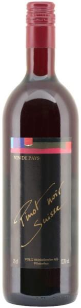 Pinot Noir Suisse Vin de Pays 2015
