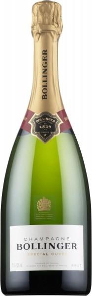 Champagne Bollinger Spécial Cuvée