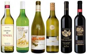 Französische Schweiz 6 Flaschen