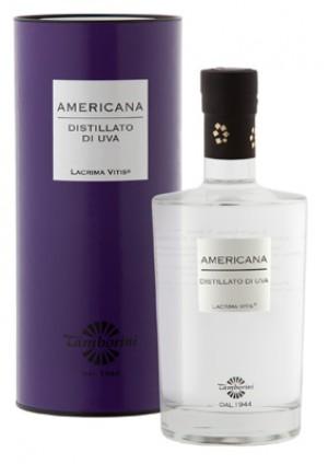 """Grappa Americana Distillato di Uva Americana Lacrima Vitis"""""""