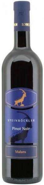 Malans Steinböckler Pinot Noir AOC Graubünden 2017